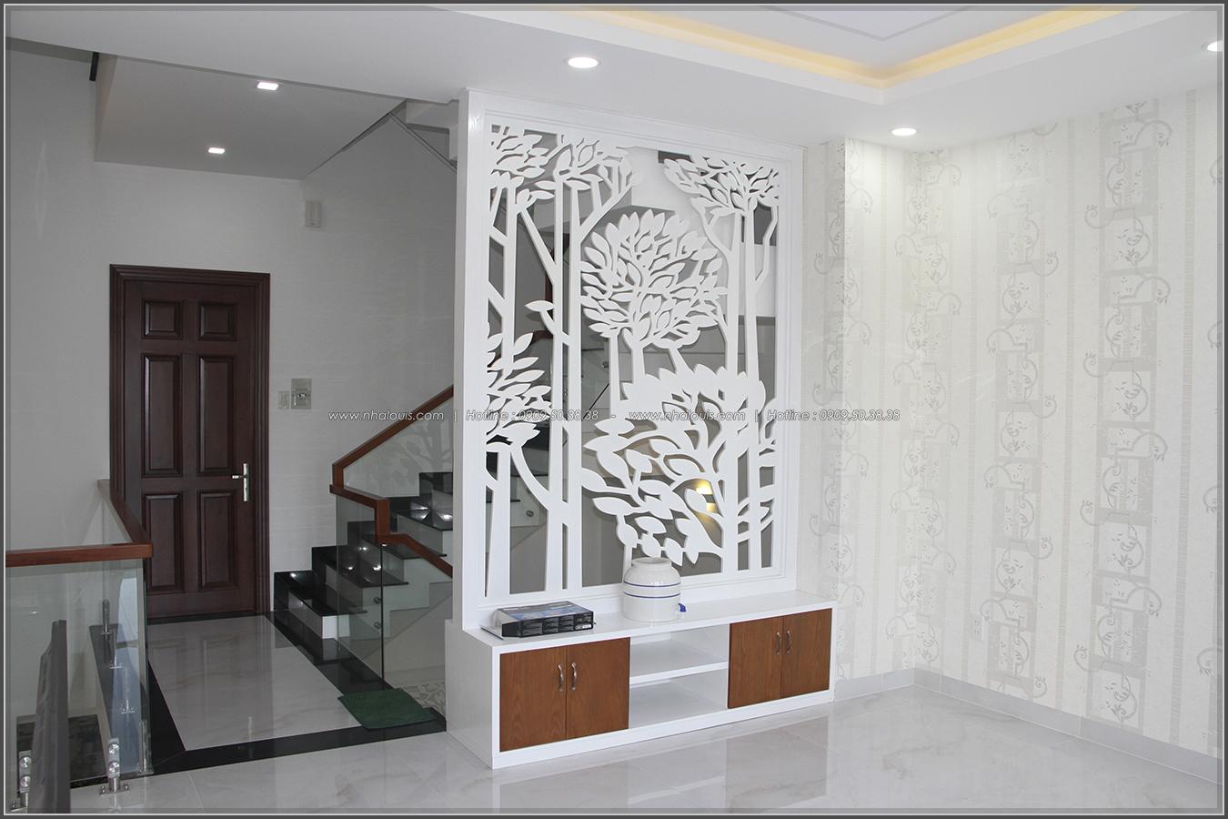 Thi công xây dựng nhà phố phong cách hiện đại cao 3 tầng tại Tân Phú - 11