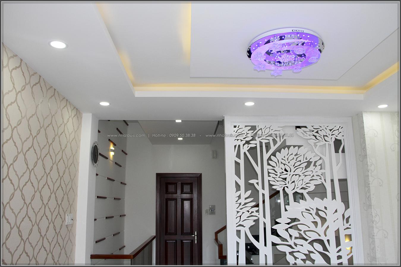 Thi công xây dựng nhà phố phong cách hiện đại cao 3 tầng tại Tân Phú - 12