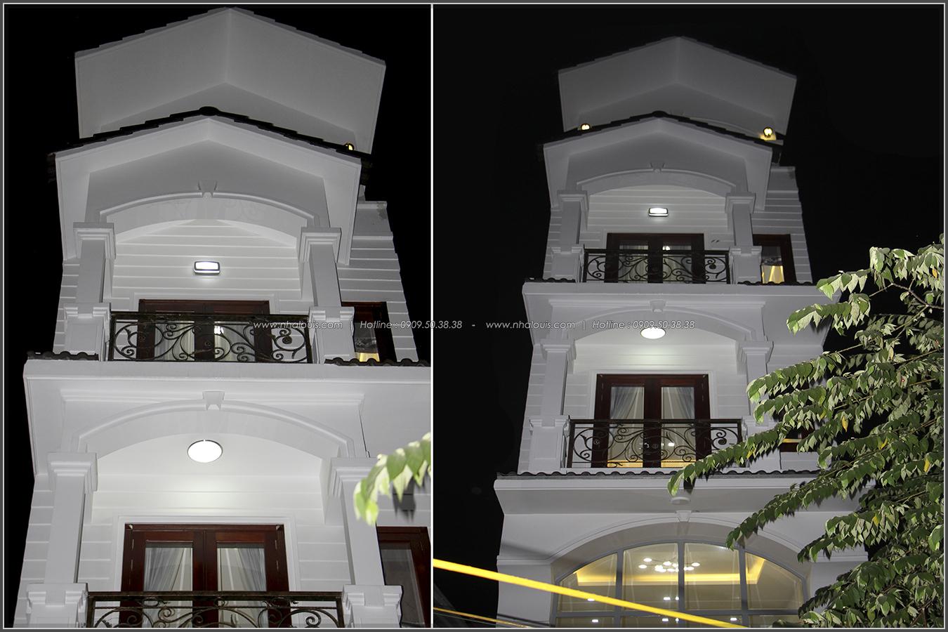 Thi công nhà phố tân cổ điển mang vẻ đẹp hiện đại tại Quận Tân Phú - 02