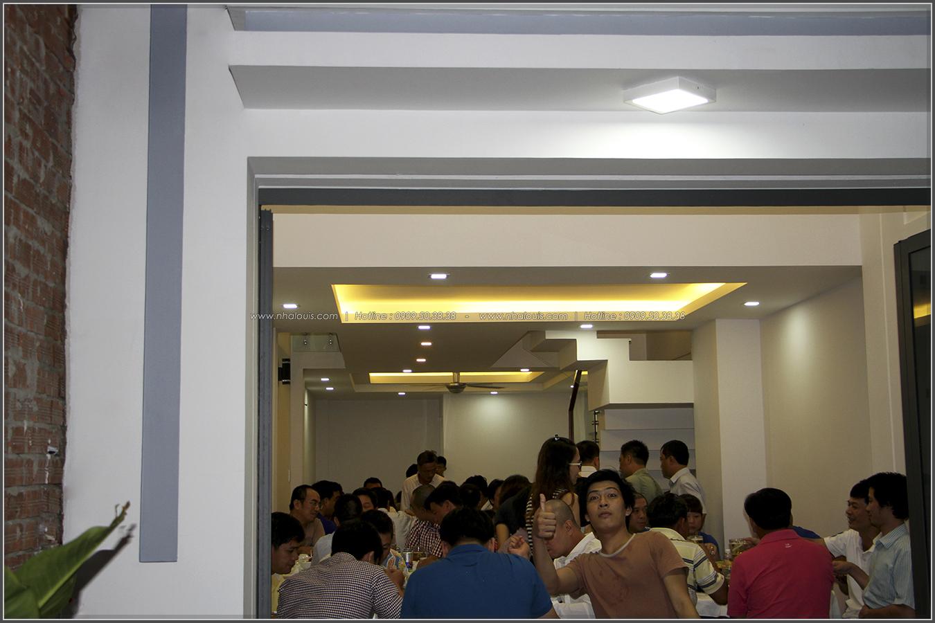 Thi công nhà phố tân cổ điển mang vẻ đẹp hiện đại tại Quận Tân Phú - 03