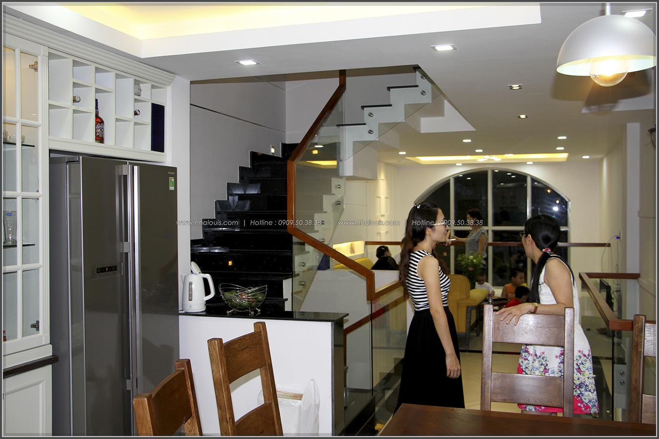 Thi công nhà phố tân cổ điển mang vẻ đẹp hiện đại tại Quận Tân Phú - 05