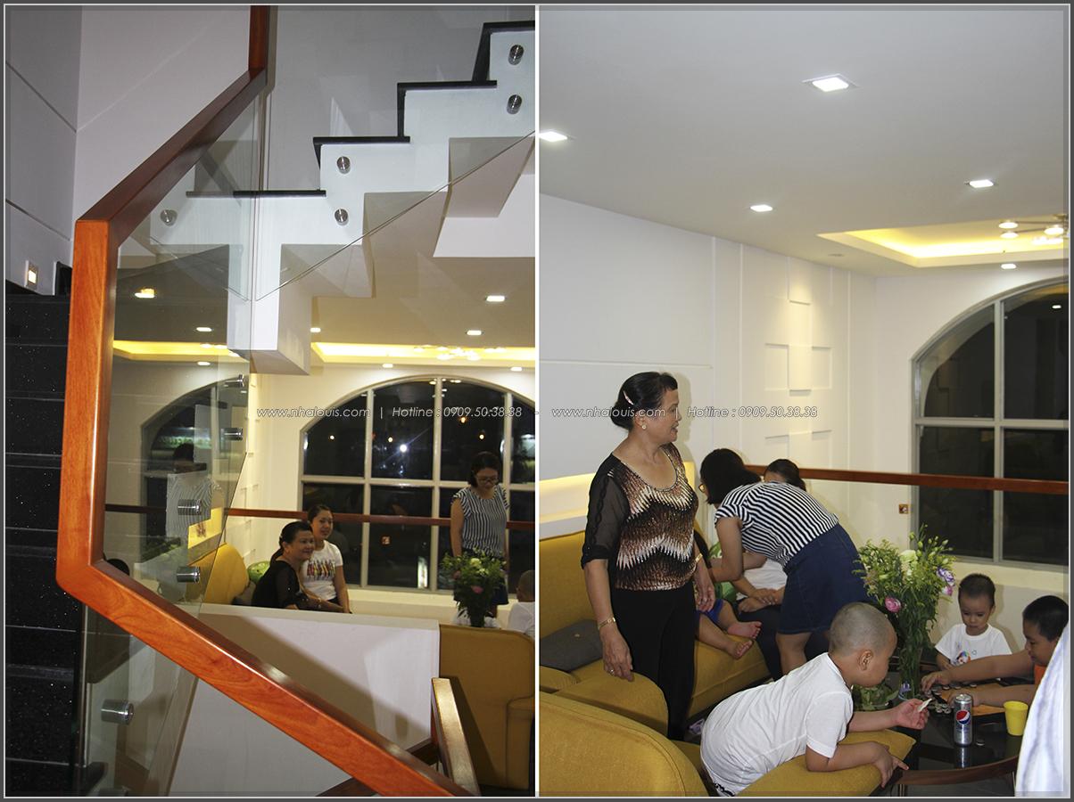 Thi công nhà phố tân cổ điển mang vẻ đẹp hiện đại tại Quận Tân Phú - 06