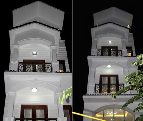 Thi công nhà phố tân cổ điển mang vẻ đẹp hiện đại tại Quận Tân Phú