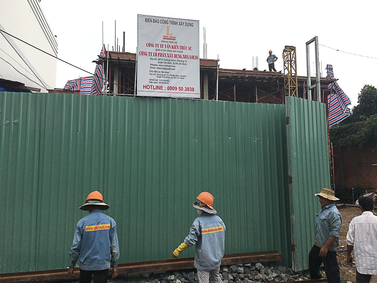 nhận thầu thi công xây dựng ở bình dương đồng nai