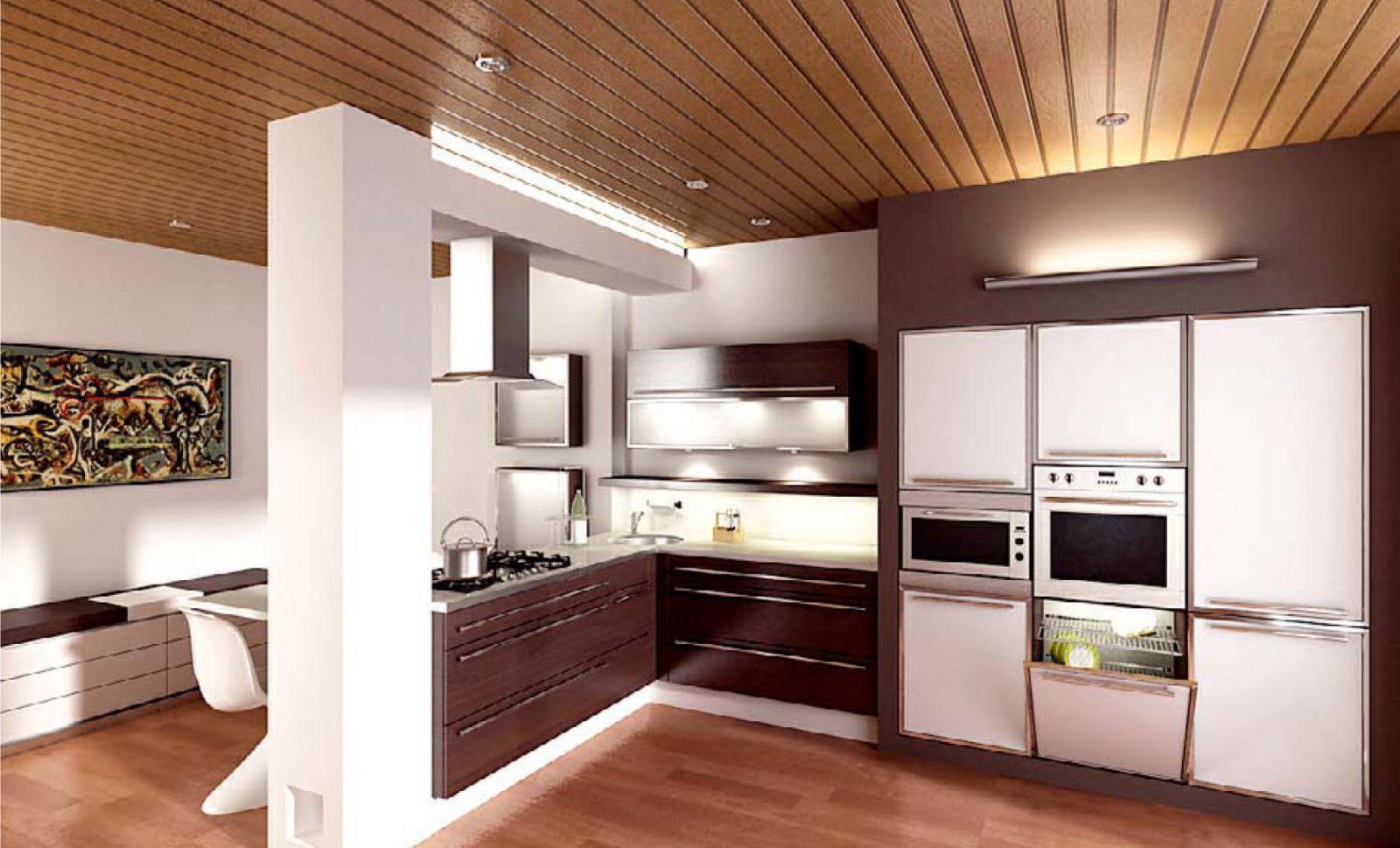 Những mẫu phòng bếp đẹp mà các bà nội trợ mơ ước