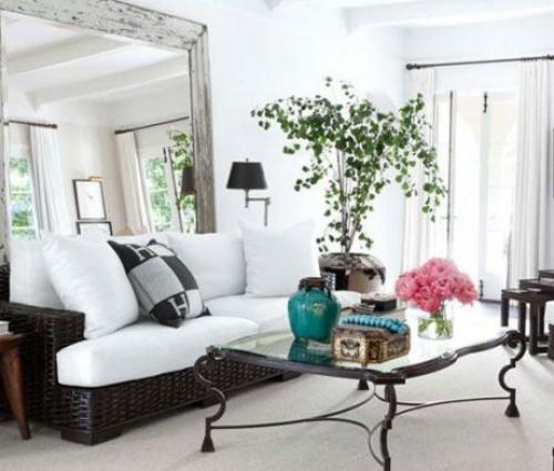 Những gợi ý nội thất phòng khách đẹp dành cho căn hộ chung cư