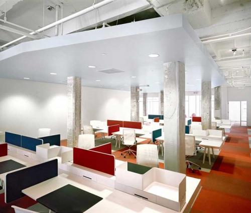 Nội thất văn phòng đẹp sang trọng và đẳng cấp nhất