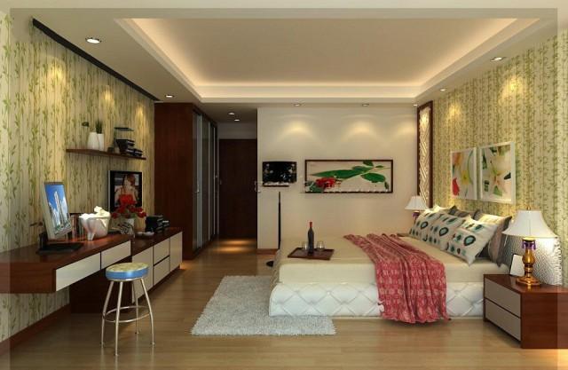 Phong cách tân cổ điển sang trọng cho căn hộ chung cư 110m2