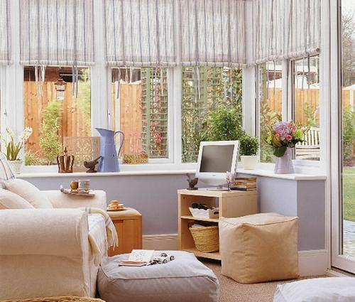 Phòng sinh hoạt chung không gian nhỏ dành cho những căn hộ