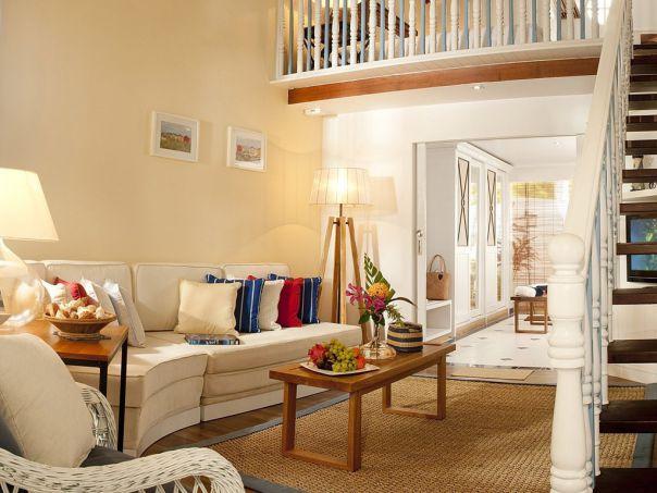 Phòng sinh hoạt chung không gian nhỏ dành cho những căn hộ - 03