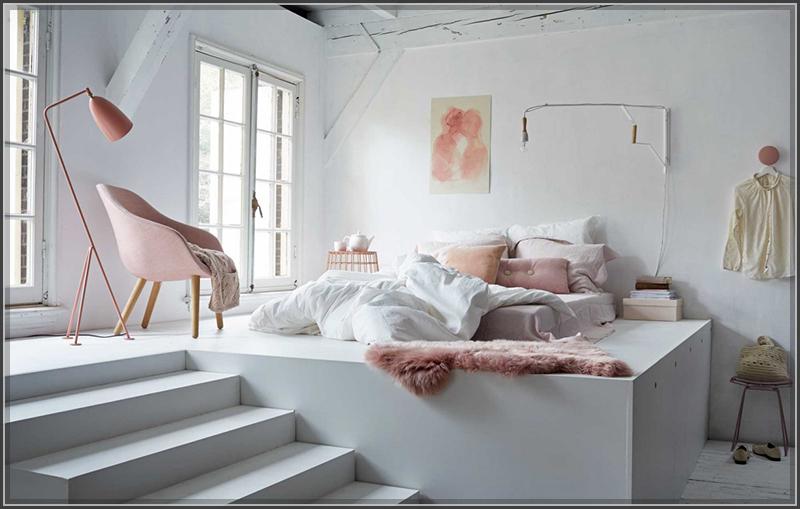 Sắc màu cho phòng ngủ