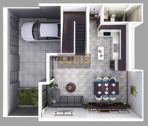Tầm quan trọng của kiến trúc sư thiết kế nội thất chuyên nghiệp