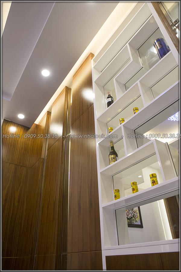 Thi công xây dựng biệt thự mặt tiền tân cổ điển cao 4 tầng tại Tân Phú - 07