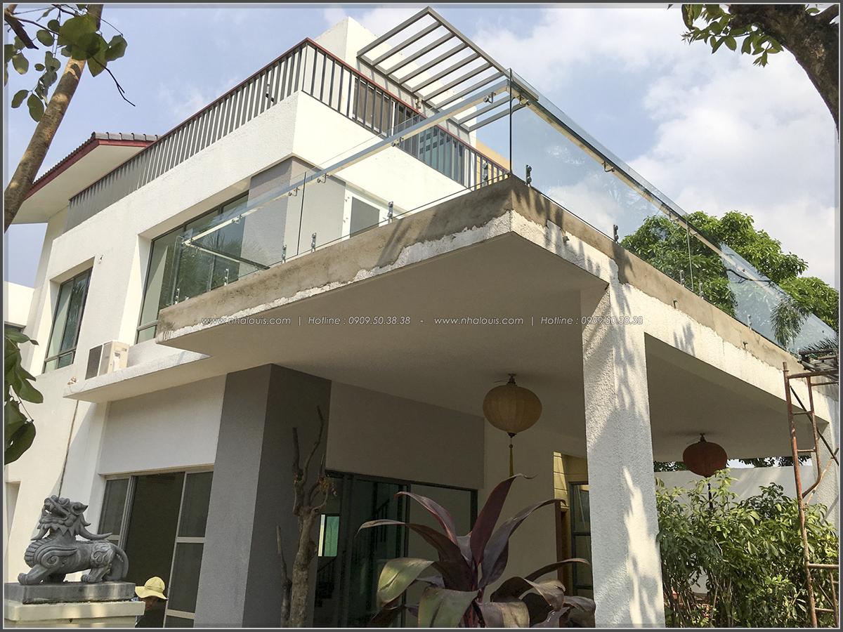 Thi công cải tạo biệt thự cao cấp Villa Riviera tại quận 2 - 02