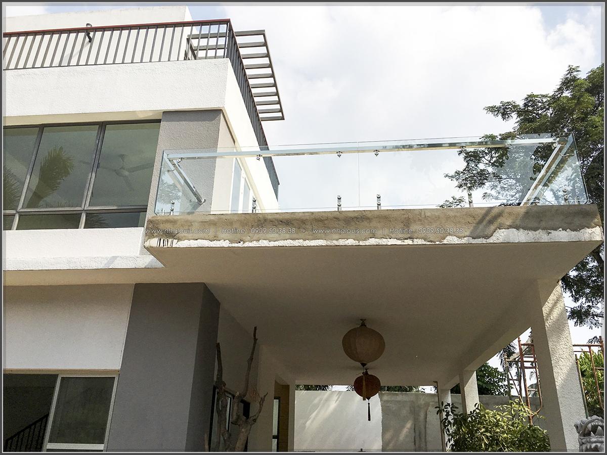 Thi công cải tạo biệt thự cao cấp Villa Riviera tại quận 2 - 03