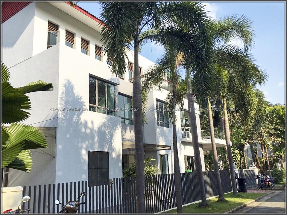 Thi công cải tạo biệt thự cao cấp Villa Riviera tại quận 2 - 08