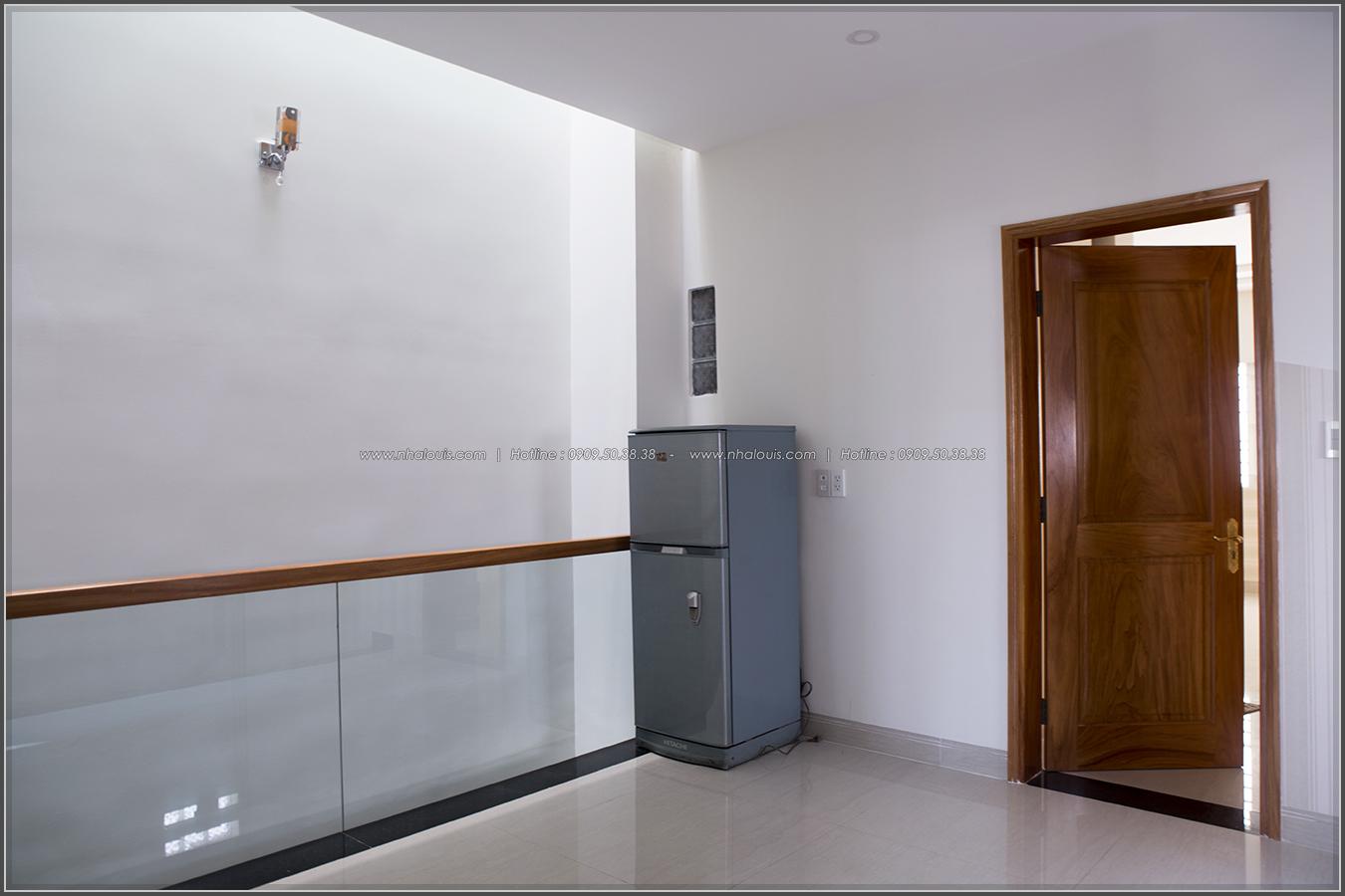 Thi công nhà đẹp 3 tầng mặt tiền 5m kết hợp kinh doanh tại quận 8 - 30