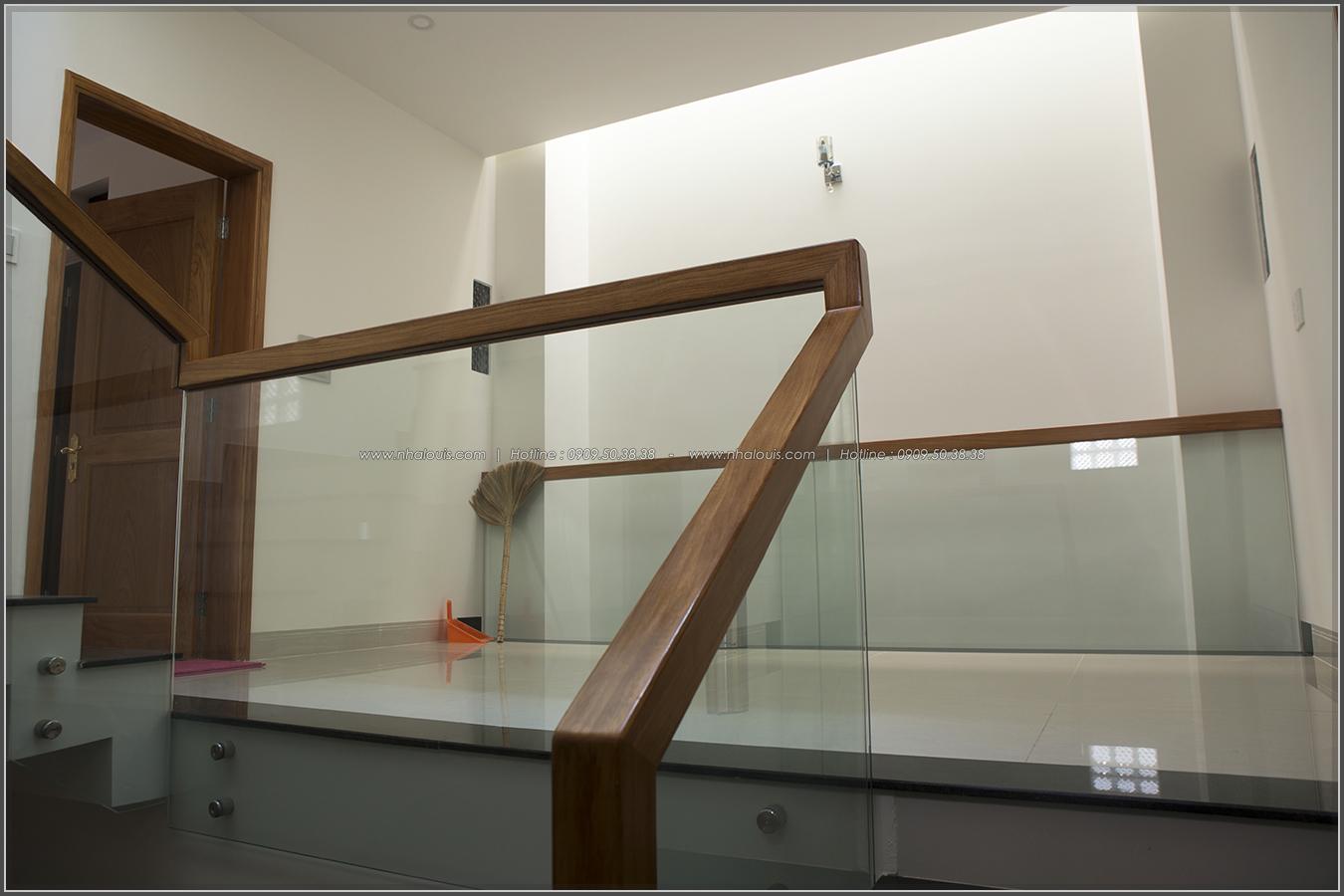 Thi công nhà đẹp 3 tầng mặt tiền 5m kết hợp kinh doanh tại quận 8 - 36