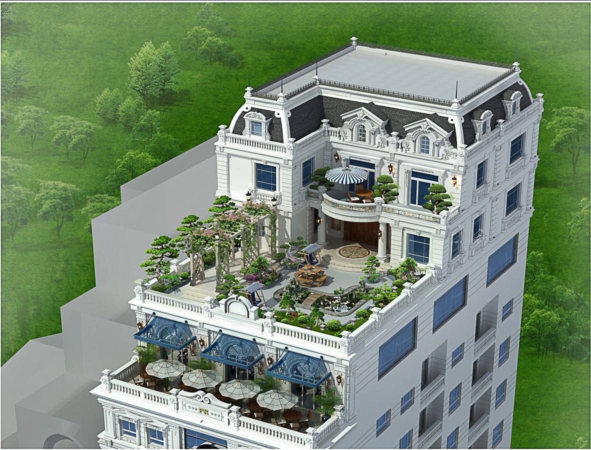 Thi công xây dựng nhà hàng, khách sạn, bar, cafe, karaoke