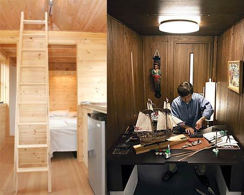Thích thú với những mẫu nhà gỗ phong cách Nhật Bản