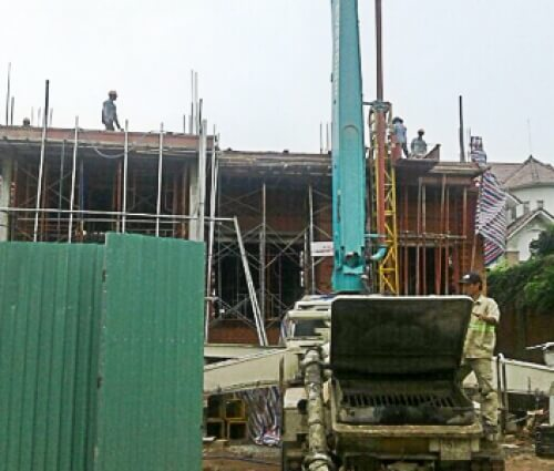 Thi công xây dựng biệt thự cần lưu ý những gì?