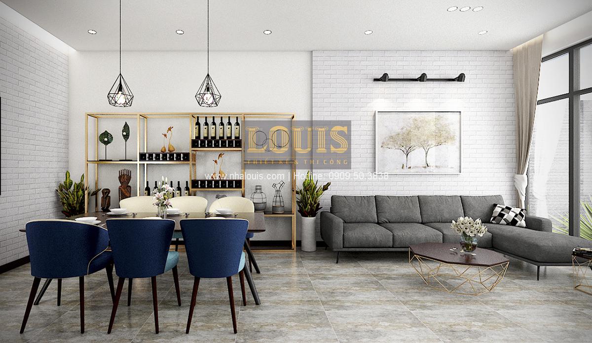 Gợi ý thiết kế nội thất biệt thự hiện đại sang trọng, đẳng cấp