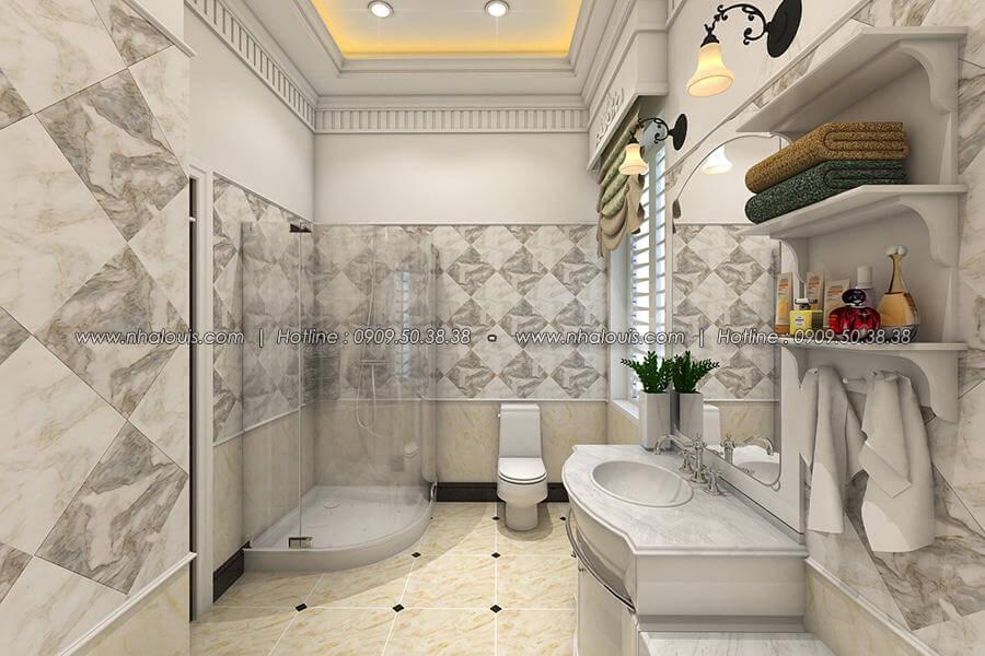 Thiết kế nội thất biệt thự tân cổ điển đậm chất quý tộc ở Ninh Thuận