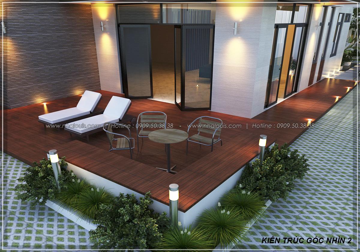 Thiết kế biệt thự vườn hiện đại phong cách mới tại Kiên Giang - 04