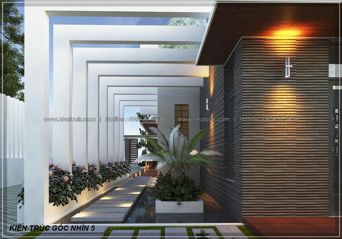 Thiết kế biệt thự vườn hiện đại phong cách mới tại Kiên Giang - 08
