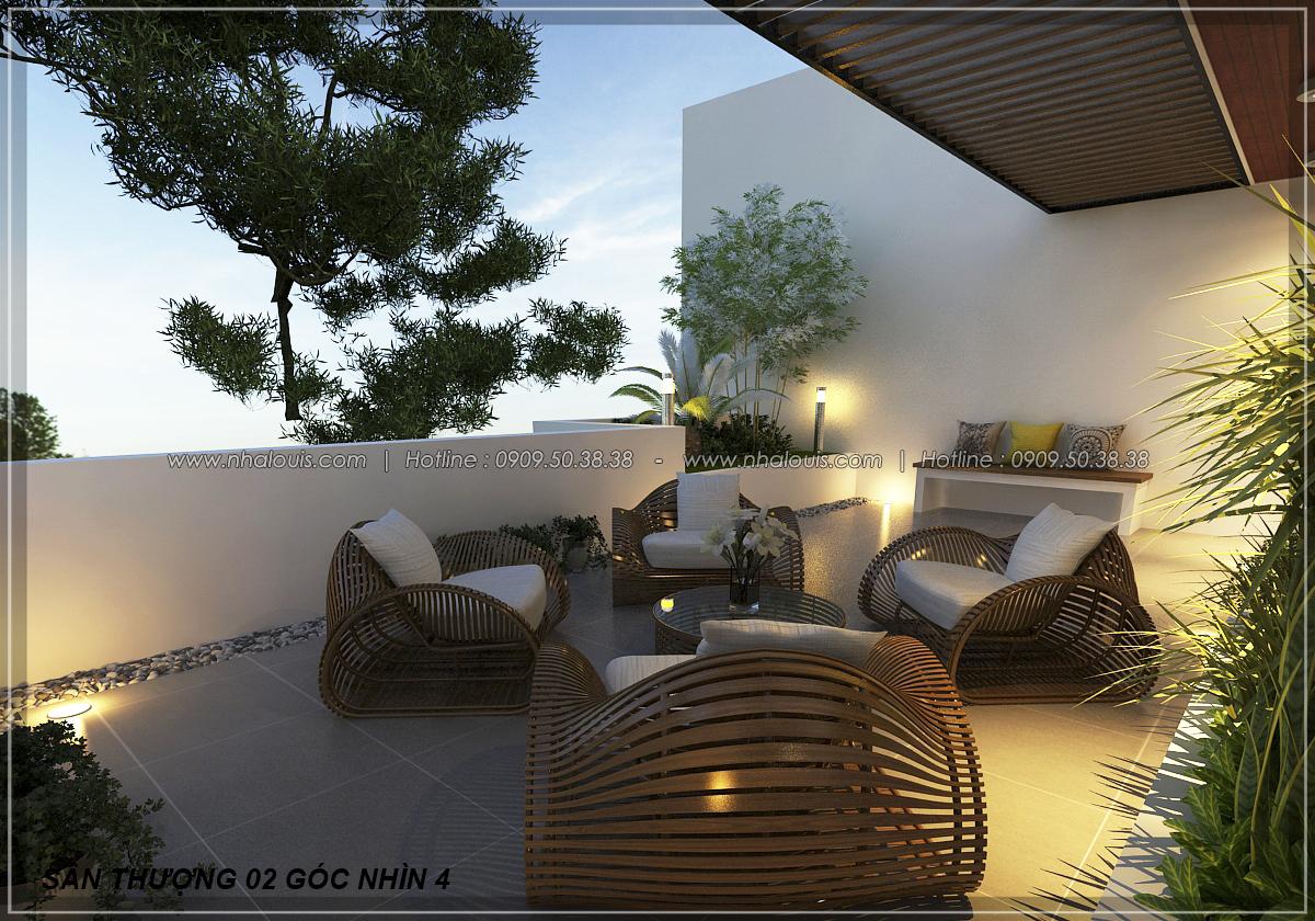 Thiết kế biệt thự vườn hiện đại phong cách mới tại Kiên Giang - 36