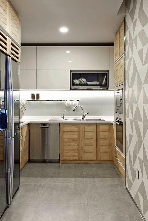 Thiết kế căn hộ 110 m2 đầy quyến rũ