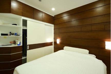Thiết kế căn hộ chung cư 65 m2 có 2 phòng ngủ