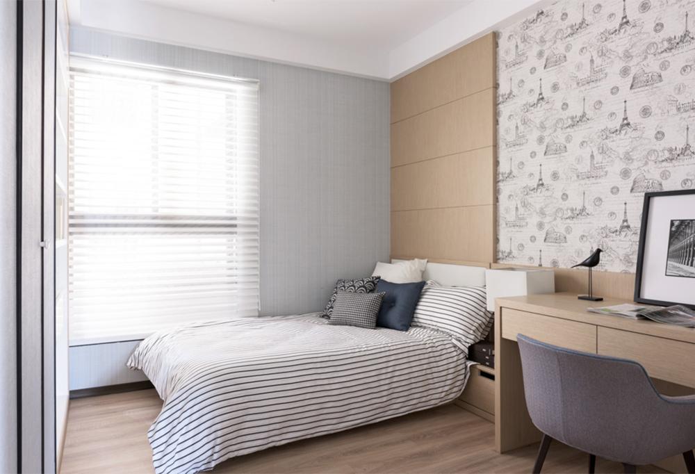 Thiết kế căn hộ chung cư có 2 phòng ngủ phù hợp cho gia chủ mệnh kim