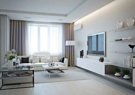 Thiết kế căn hộ chung cư hợp với người mệnh Thủy, mệnh Kim