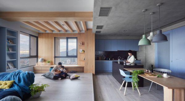 Thiết kế căn hộ chung cư lý tưởng cho trẻ nhỏ