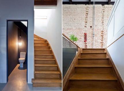 Cách thiết kế tăng diện tích sử dụng nhà phố 50m2 - 04