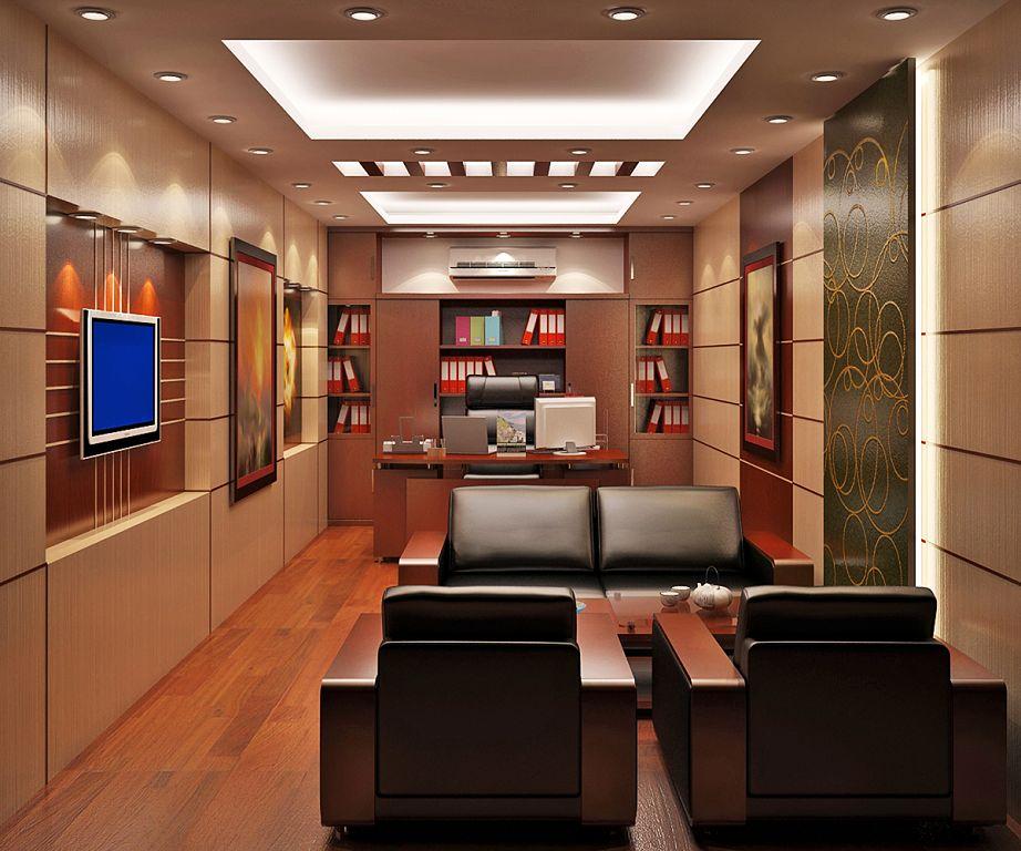 Thiết kế nội thất phòng giám đốc đẳng cấp xứng tầm - 03