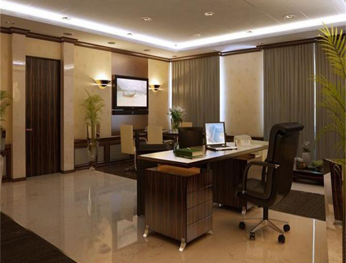 Thiết kế nội thất phòng giám đốc đẳng cấp xứng tầm - 08