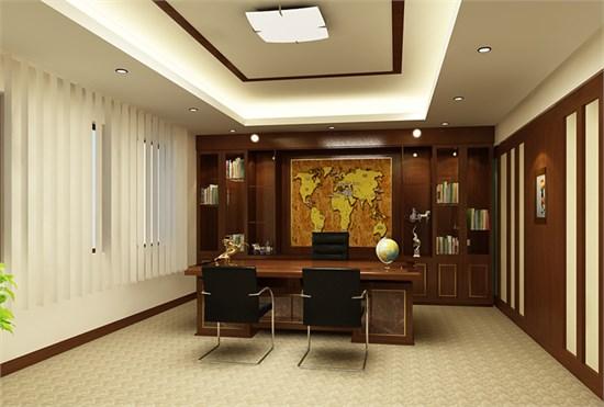 Thiết kế nội thất phòng giám đốc đẳng cấp xứng tầm - 09