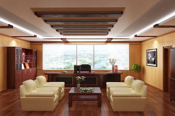 Thiết kế nội thất phòng giám đốc đẳng cấp xứng tầm - 10
