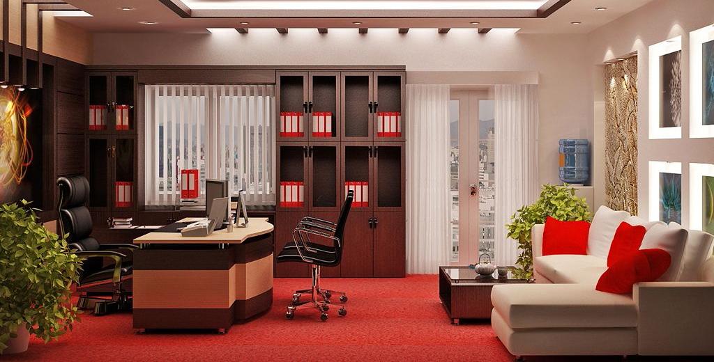Thiết kế nội thất phòng giám đốc đẳng cấp xứng tầm - 11