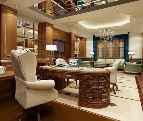 Thiết kế nội thất phòng giám đốc đẳng cấp xứng tầm