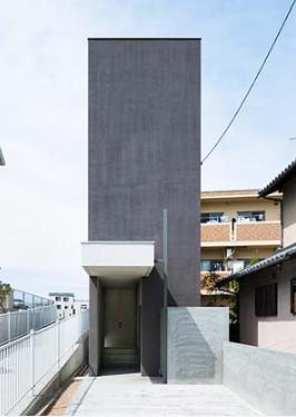 Thiết kế mẫu nhà ống 2,7m x 27m đơn giản, hiện đại - 01