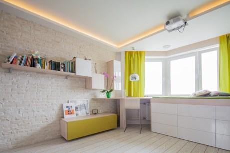 Thiết kế đơn giản nhưng đẹp đến khó tin của căn hộ 42m2