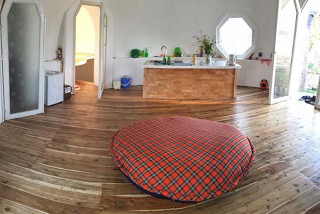 Thiết kế mẫu nhà trệt hình tròn độc đáo tại Láng – Hòa Lạc - 04