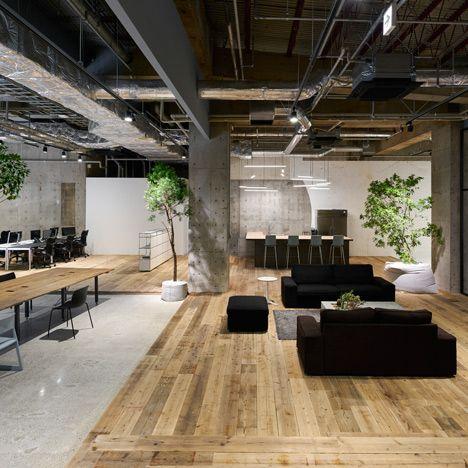 Thiết kế không gian xanh cho văn phòng làm việc thêm tươi mát - 02