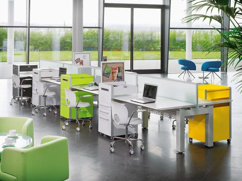 Thiết kế không gian xanh cho văn phòng làm việc thêm tươi mát - 04
