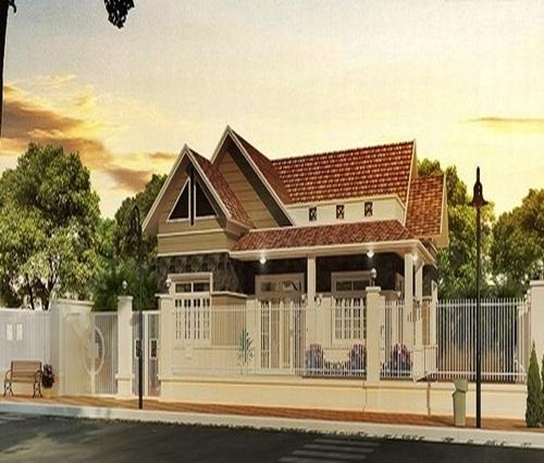 Thiết kế mẫu nhà trệt diện tích 40m2 đẹp hiện đại đầy mê hoặc