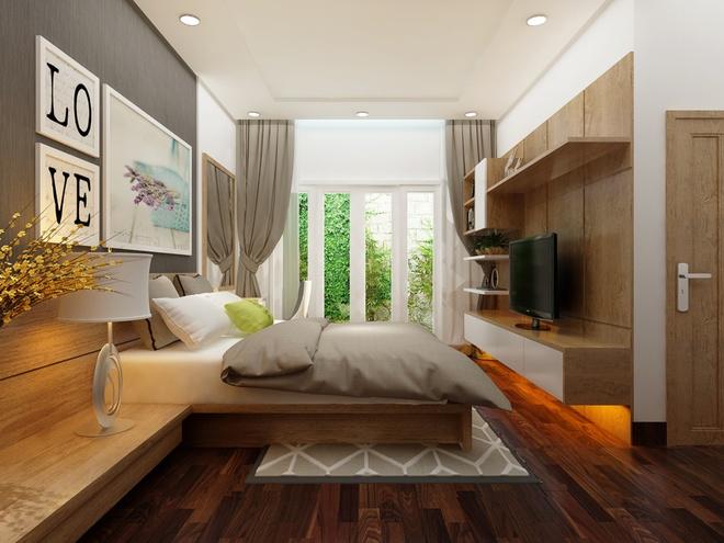 Thiết kế ngôi nhà trệt nhiều cây xanh tươi mát cho cả gia đình - 04
