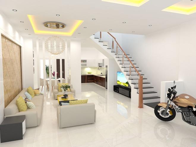 Thiết kế nhà 2 tầng 120m2 cho đại gia đình 2 thế hệ - 04